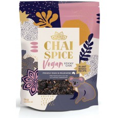 Vegan Sticky Chai